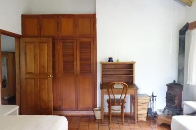 Habitación 3 con chimenea