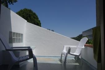 El Romerón-mansarda con terraza