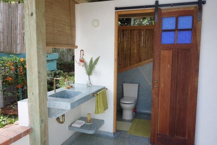 Mansarda baño
