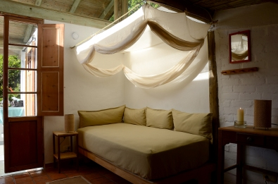 mansarda-cama sencilla